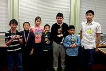 Richmond Library Tournament Winners