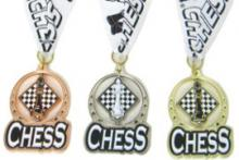 Chess Medals