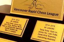 2015 Vancouver Rapid Trophy