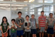 Richmond Public Library Chess Tournament #2